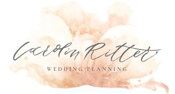 carolinritterweddings Logo